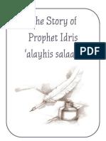 Notebooking-ProphetIdrisB