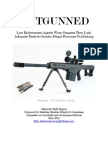 OUTGUNNED Firearms Trafficking Report - Final