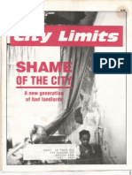 City Limits Magazine, January 1990 Issue