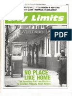 City Limits Magazine, March 1990 Issue