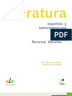 Recursos Literarios Web