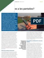 De les drogues a les pantalles - Butlletí municipal Ajuntament de Granollers Febrer de 2012