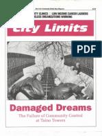 City Limits Magazine, December 1991 Issue