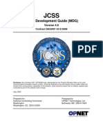JCSS 10.0 Model Development Guide v4.0