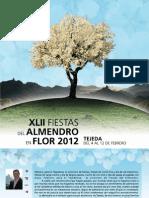 Programa Almendro en Flor en Tejeda