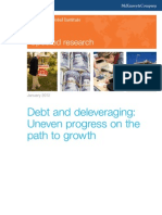 Debt and Deleveraging_Mckinsey