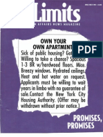 City Limits Magazine, June/July 1997 Issue