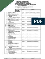 Planeación Académica Redes Locales de Datos 2012-A