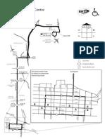 Calgary Transit - Route 300 (Airport BRT)