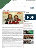29-01-12 Arropa CNOP fórmula de Marcela e Ivonne para el Senado