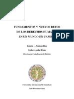 Derechos Humanos - LIBRO Completo - Fundamentos y Nuevos Retos en Un Mundo en Cambio