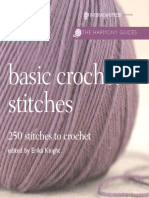 HG Basic Crochet Stitches
