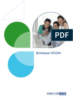 ClearOne Emblaze VCON Brochure