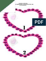Valentine Math( Preschool)