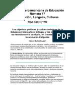 Revista Iberoamericana de Educación