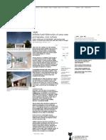 MIMA é pré-fabricada e é uma casa portuguesa, com certeza _ P3