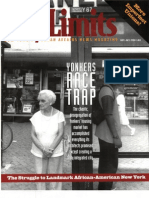 City Limits Magazine, September/October 1998 Issue