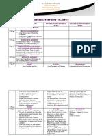 Program 4th Colloquium