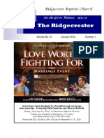 Ridgecrester January