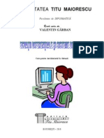 Ecuatii Diferentiale Si Sisteme Dinamice