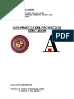 GUIA DEMOLICION