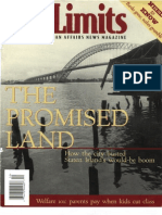 City Limits Magazine, December 1999 Issue