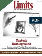 City Limits Magazine, February 1999 Issue