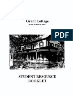 Grant Cottage Student Resource Booklet