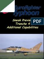 Tranche 4 EF2000