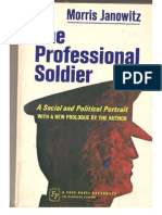 Reader Janowitz the Proffesional Soldier