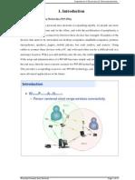 Seminar Report on WPAN