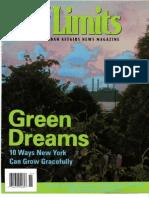 City Limits Magazine, November 2000 Issue