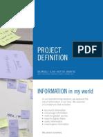 Project Definition Presentation EDITED