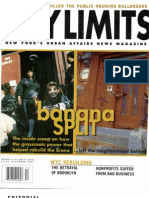 City Limits Magazine, December 2001 Issue
