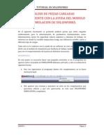Analisis de Piezas Cargadas Estaticamente Con La Ayuda Del Modulo de Simulacion de Solid Works - Copia