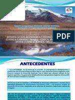 ZEE  cuenca majes