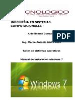 Taller de Sistemas Operativos Aldo Linares