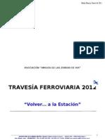 """Carpeta Oficial 2012 """"Amigos de las Zorras de Via"""""""