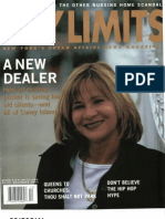 City Limits Magazine, December 2002 Issue