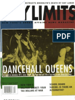 City Limits Magazine, April 2002 Issue