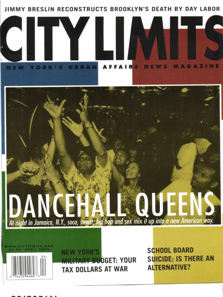 City Limits Magazine, April 2002 Issue | United States