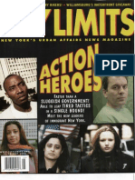 City Limits Magazine, May 2002 Issue