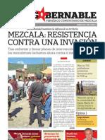 El Ingobernable - Periodico de La Comunidad Coca de Mezcala