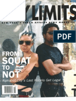 City Limits Magazine, September/October 2002 Issue