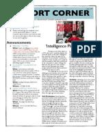 Pilot Cohort Corner Issue #7