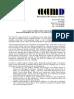 AAMD's Mid-Winter Meeting Report