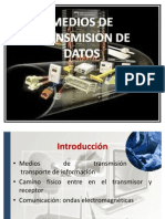Medios de Transmision de Datos