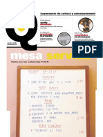 Suplemento Q Año 2, número 36 (2006)