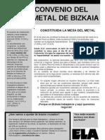 Metal Bizkaia Enero