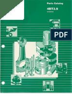 Cummins Engine 4BT Automotive Manual 1990